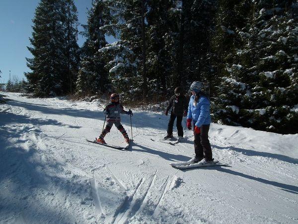 Na narty z PTTK