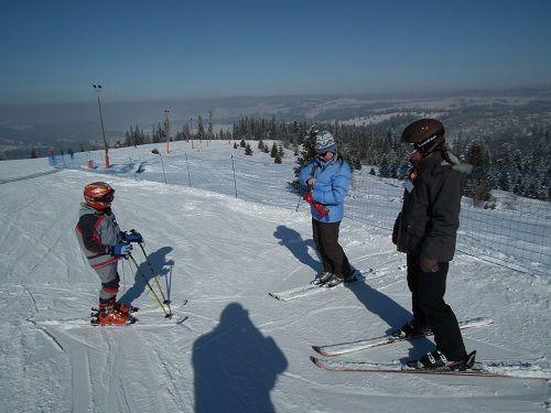 Rodzinne zimowisko narciarskie