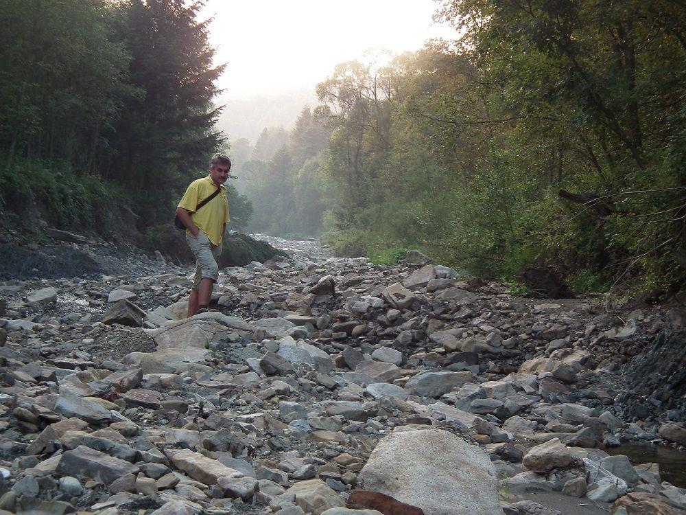 Beskid Niski - wokół przełęczy Dukielskiej