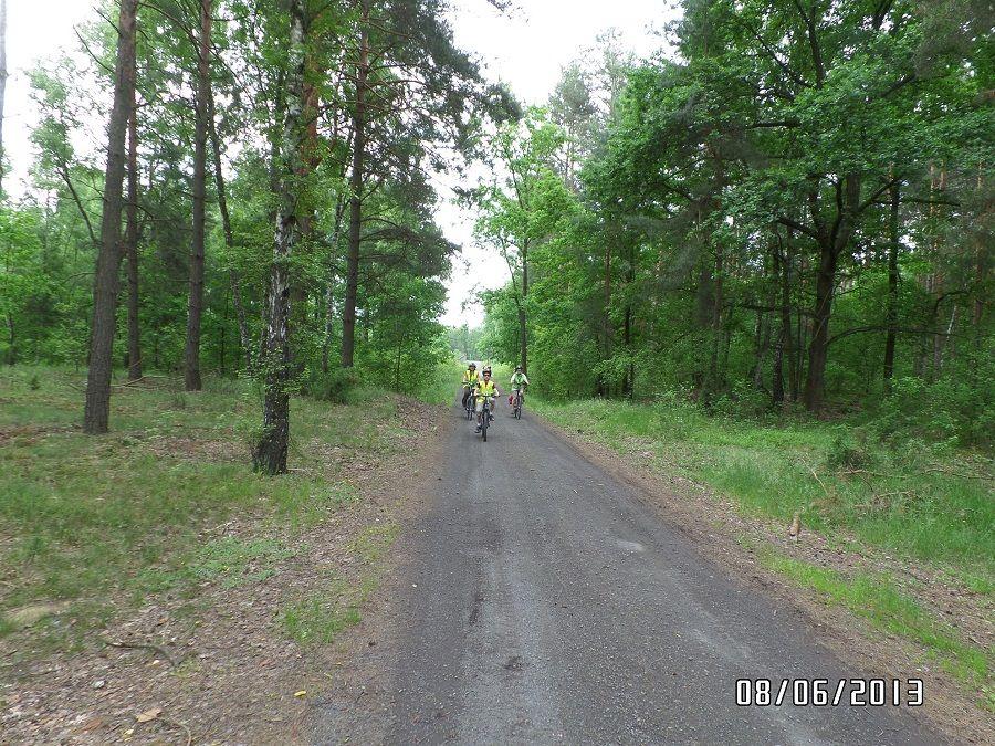 Wycieczka rowerowa do Ossowa